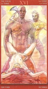 Tarot of Sexual Magic, De Toren