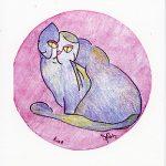 Tarot-Totemdierenorakel, Kat