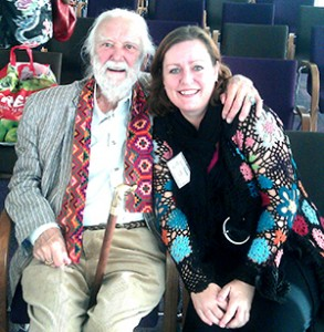 Hermann Haindl en Linda Elstrodt