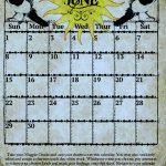 Orakelkalender