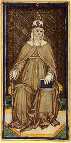 Pauzin Visconti Sforza Tarot