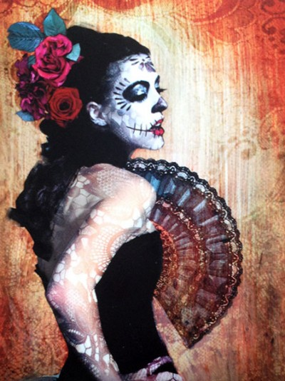Lady de los Muertos - The Halloween Oracle