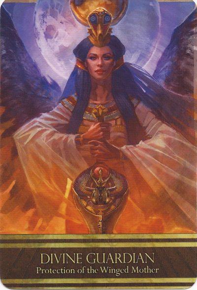 Divine Guardian - Isis Orakel